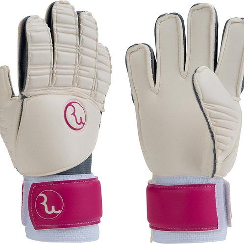 RWLK kids fit glove purple/white