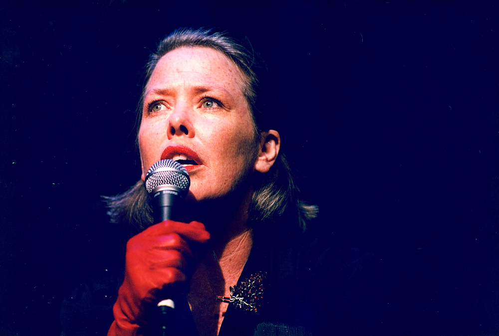 Leah Cotterell in 'The Ultimate Prize' Brisbane Powerhouse 2004