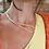 Thumbnail: Colar Leveza Banho de Ouro