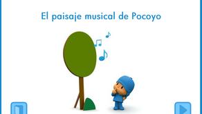 Haz música con Pocoyo