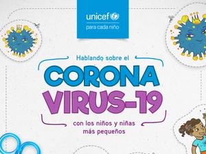 Hablando del corona virus