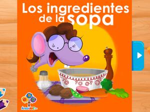 Ingredientes de la sopa