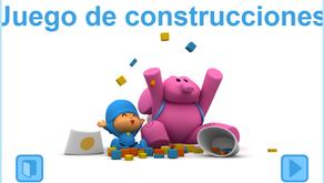 Construye con Pocoyo