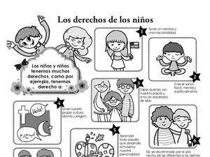 Derecho de los niños/as