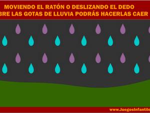 Hacer llover