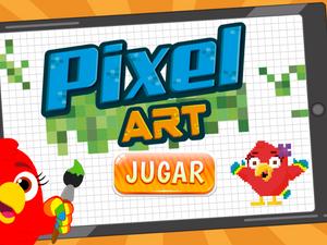 Arte en pixeles
