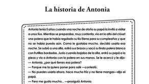 La historia de Antonia
