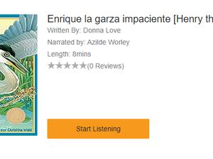 Enrique la Garza impaciente