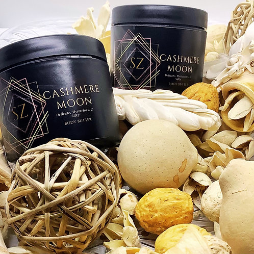 Luxe Cashmere Moon Body Butter