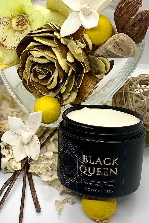 Luxe Black Queen Body Butter