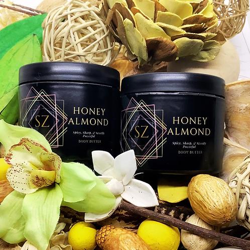 Luxe Honey Almond Body Butter