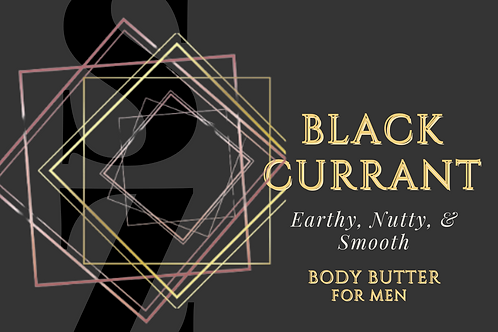 Luxe Black Currant Body Butter 4 Men