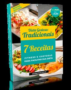 7 receitas fitness salgadas