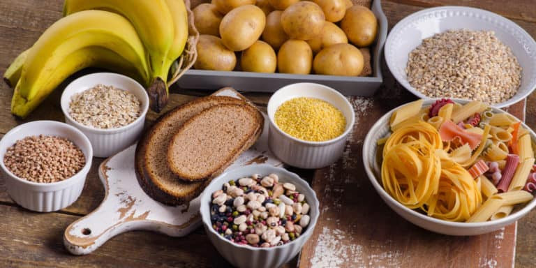 comidas com carboidrato low carb