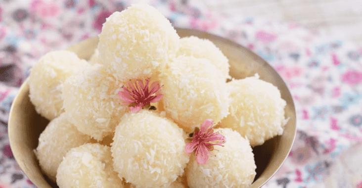 receita de beijinho de coco