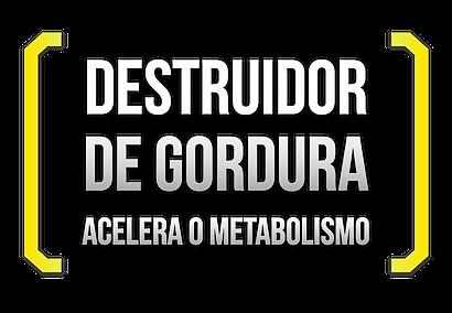 destruidor de gordura