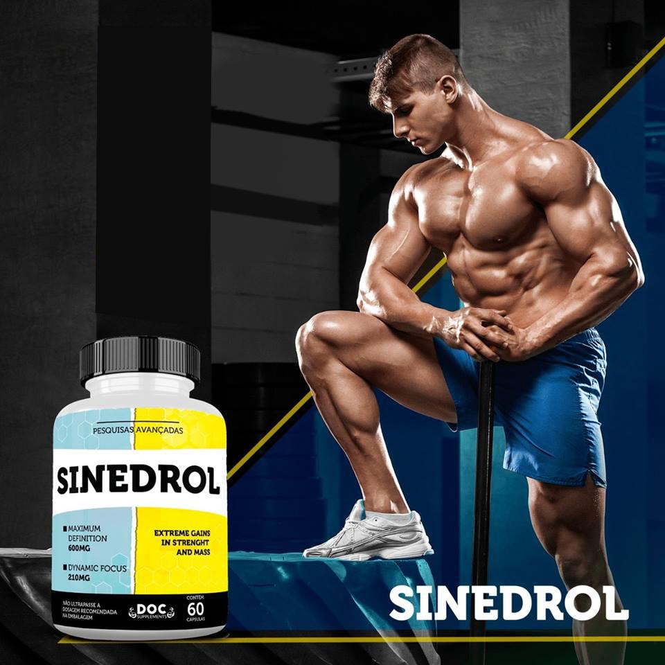 sinedrol efeitos