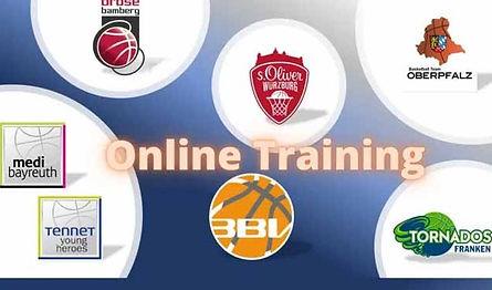 Online-Training - #Bayern bleibt am Bbal
