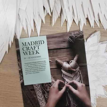 Missmsmith participa en la 1ª Edición de la Madrid Craft Week