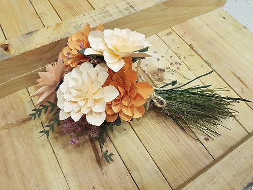Ramo de flores de papel para regalar Fuerteventura