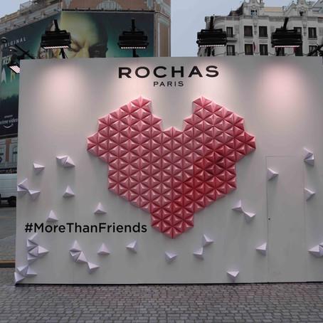 Rochas Madmoiselle x Missmsmith en Madrid
