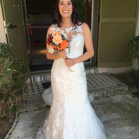 La boda de Sandra