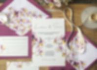 invitaciones arte en papel missmsmith