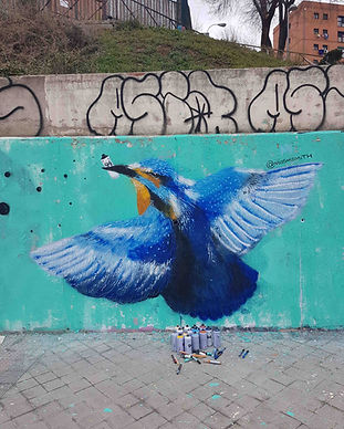 Martasmth arte urbano missmsmith wallspo
