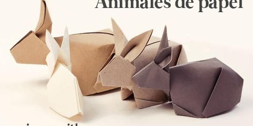 ¡Animales de origami para todos!