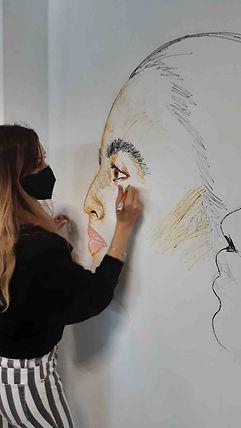 Amazon sevilla missmsmith mural arte en