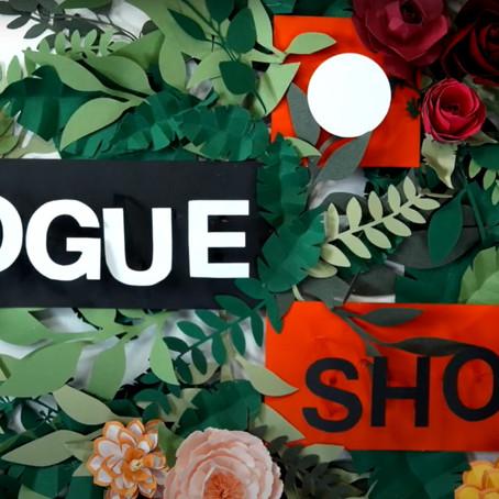 """Curso """" Decora con flores de papel"""" Vogue Shots + Missmsmith"""