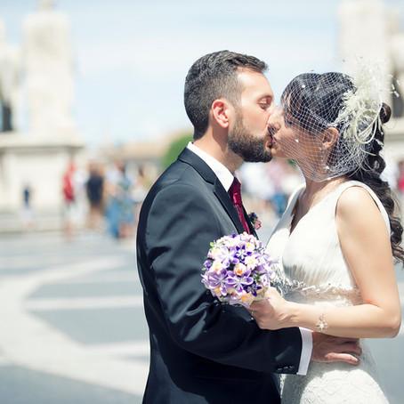 Amor a la italiana con Missmsmith - Leticia y Claudio