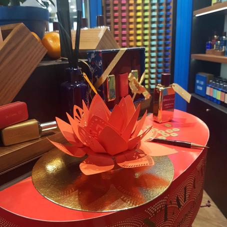 Atelier Cologne París- Santal Carmin x Missmsmith