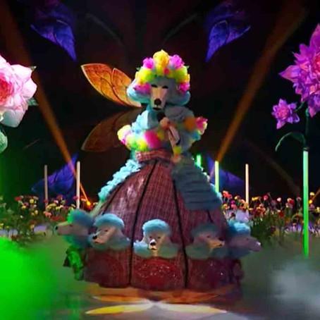 Flores gigantes - Mask Singer
