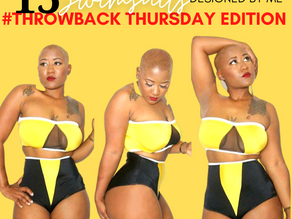 #TBT- 15 of my favorite swimsuits designed by me!