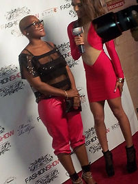 ashawna lane interview red carpet hollyw