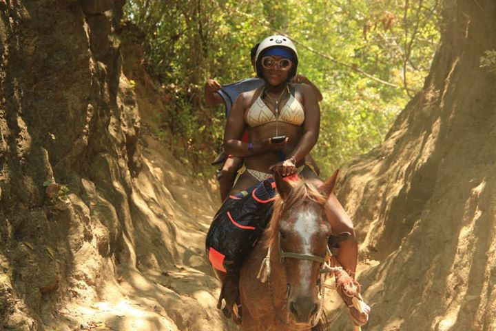 Horses and trails