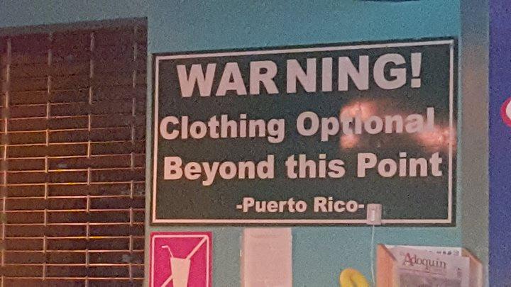 You've been warned!!