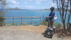 Segway in St. Lucia