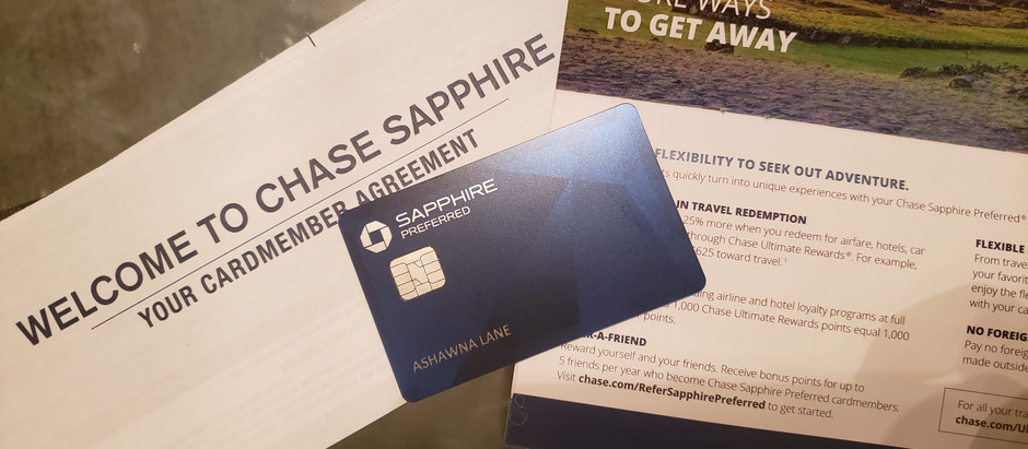 How I raised my credit scores 100+ points and got my first $15K travel rewards credit card!
