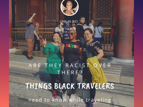 Things Black travelers need to know while traveling abroad
