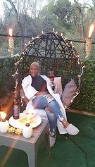 ashawna lane oval egg chair patio indoor