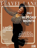ashawna lane black history month leopard