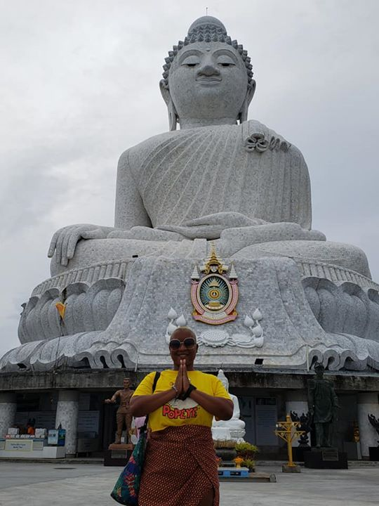 Big Buddha in Phuket, Thailand