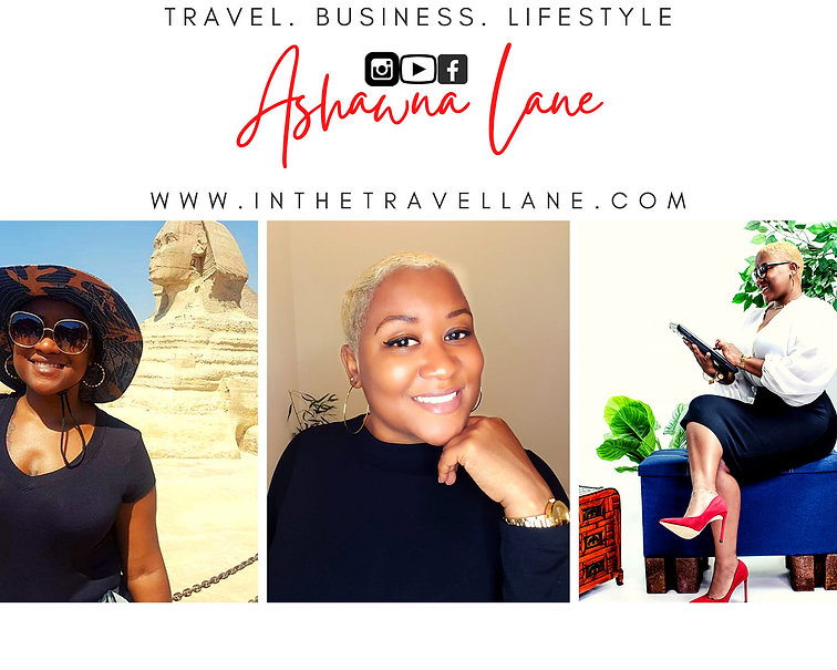 ashawna lane travel lifestyle business g