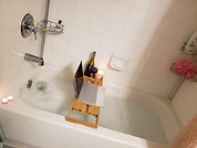 bathtub tray bathroom house home items l