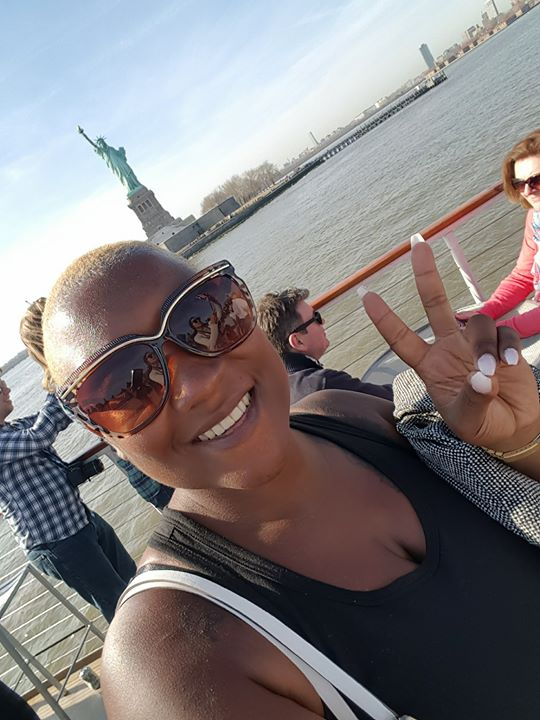 Statue of liberty and peace!