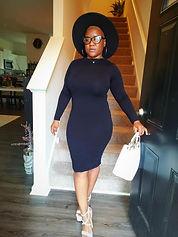 ashawna lane black dress amazon white he