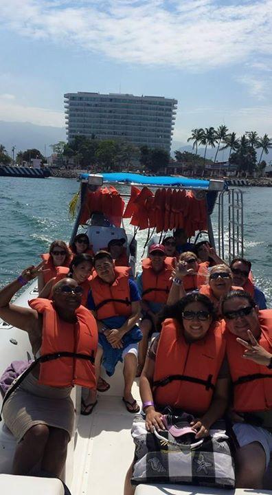 Speedboat fun!