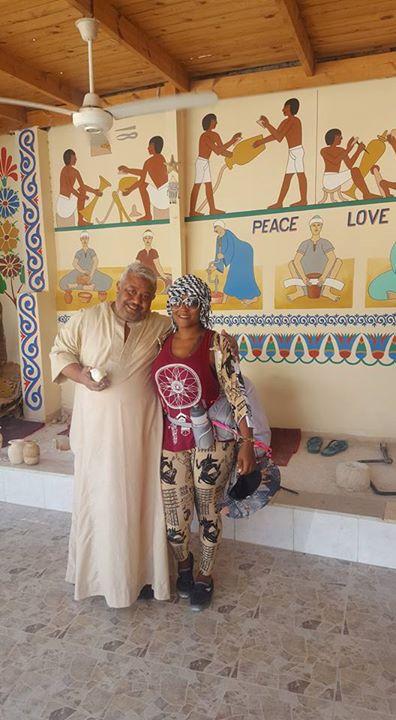 Egyptian Friends